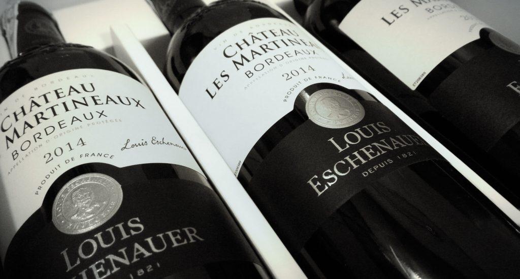VINUM French-bottles