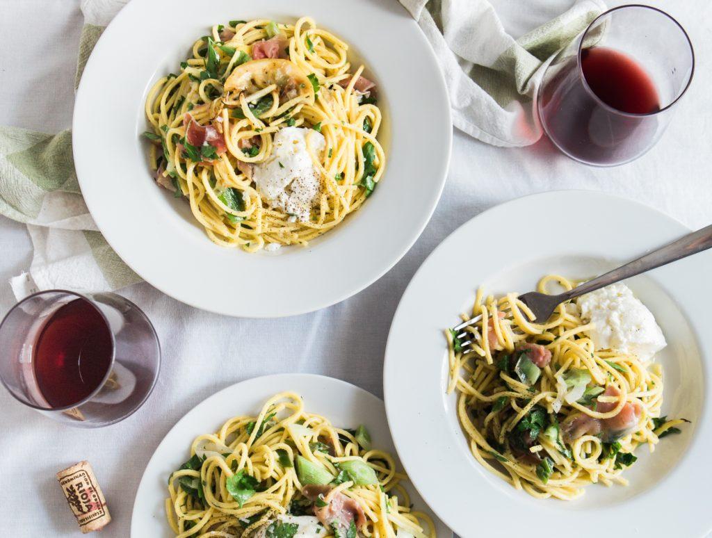 VINUM Pasta-with-wine