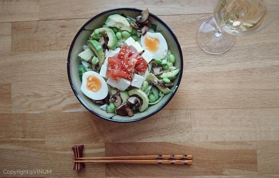 VINUM-Salad-Udon