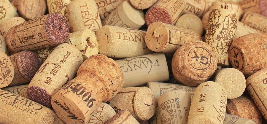 VINUM champagne-cork