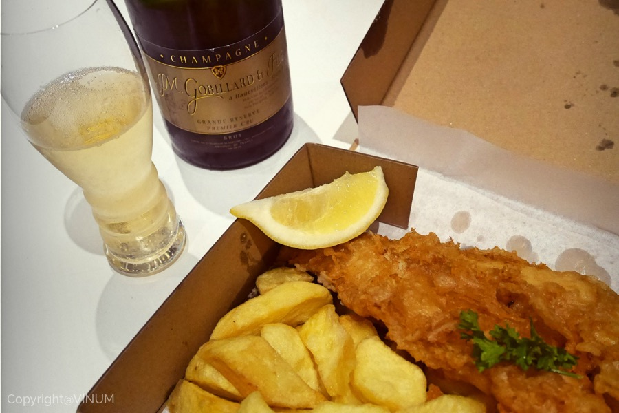 fish and chips vinum japanese