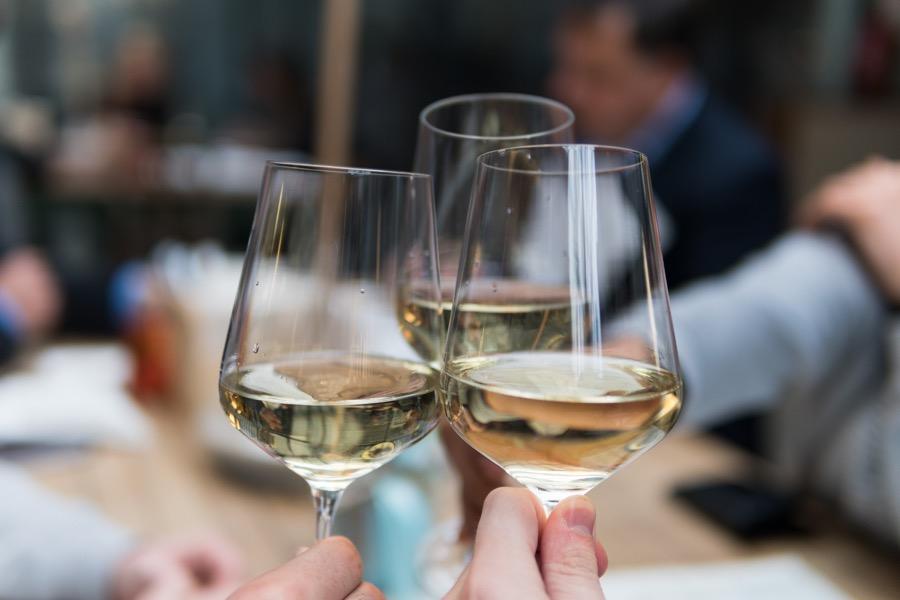 VINUM White-wine-glass
