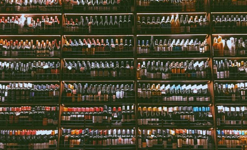 bottles-on-wall